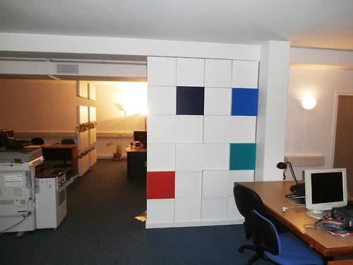 Tabiques separadores de ambientes cortinas vegetales y - Cortinas separadoras de ambientes ...