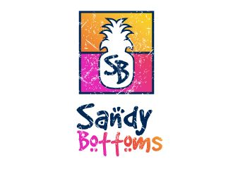 Sandy Bottoms logo design - $125