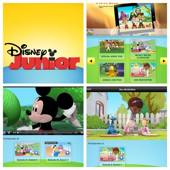 Disney Junior Apps: Must Have For Toddler Parents!