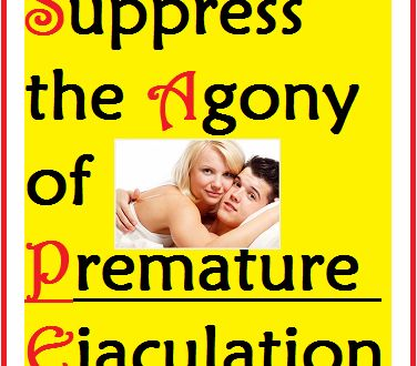 Premature Ejaculation Premature ejaculation (PE) happens when a man encounters climax and outs sper...