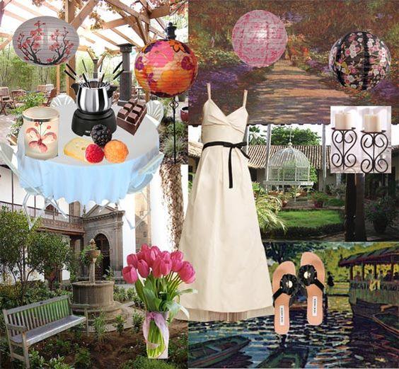 Small outside wedding ideas wedding ideas backyard for Small wedding venue decoration ideas