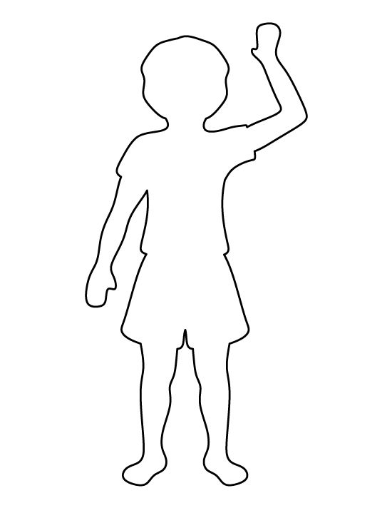 Search Results For Boy Template Outline Calendar 2015 Boy And Outline Template