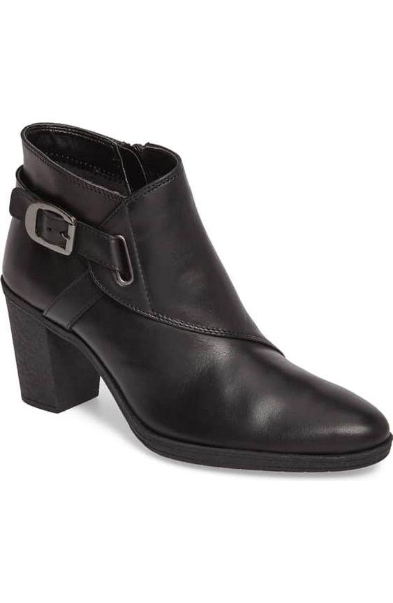 Unique Casual Ankle  Boots