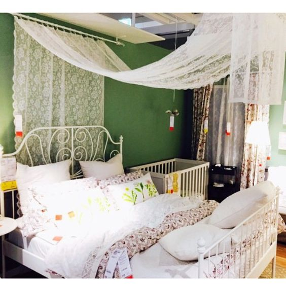Ikea, Curtains and Bedrooms on Pinterest