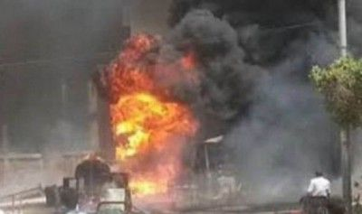 Caire:  Explosion près de la cathédrale copte