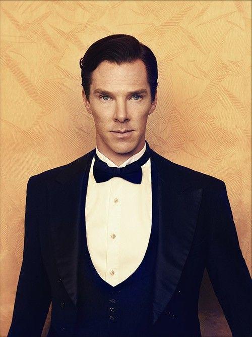 . Benedict Cumberbatch