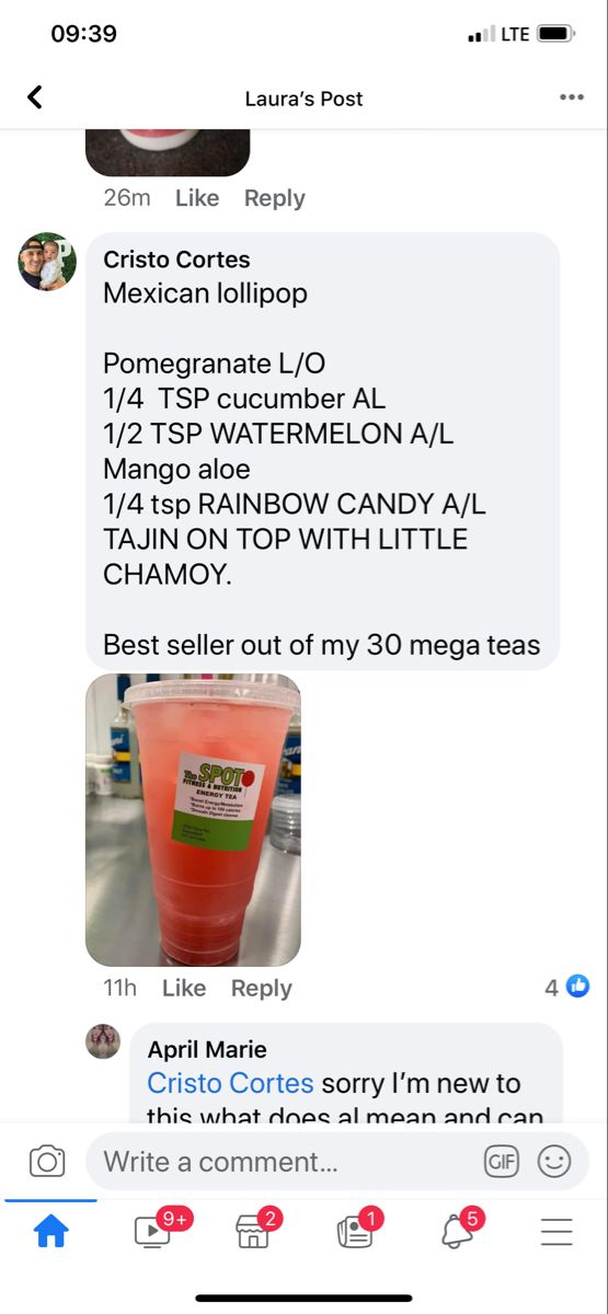 Mexican Lollipop In 2021 Herbalife Recipes Herbalife Shake Recipes Herbalife Tea Recipes