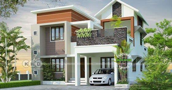 Beautiful Kerala Home Design In 4k Resolution In 2019