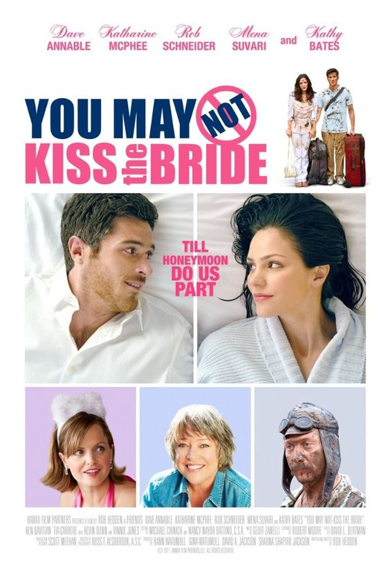 You May Not Kiss the Bride (BluRay)
