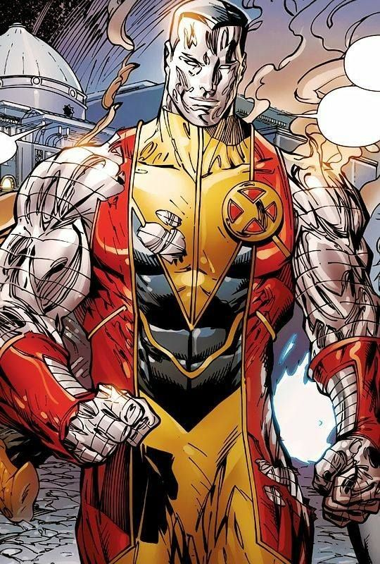 Pin By Ryan Does On X Men Solos Colossus Marvel Marvel Comics Art Marvel Comic Character