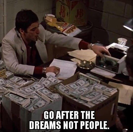 Gangster Quotes On Instagram Money Power Respect Scarface Facts Gangster Quotes Instagram Captions Clever Money Quotes