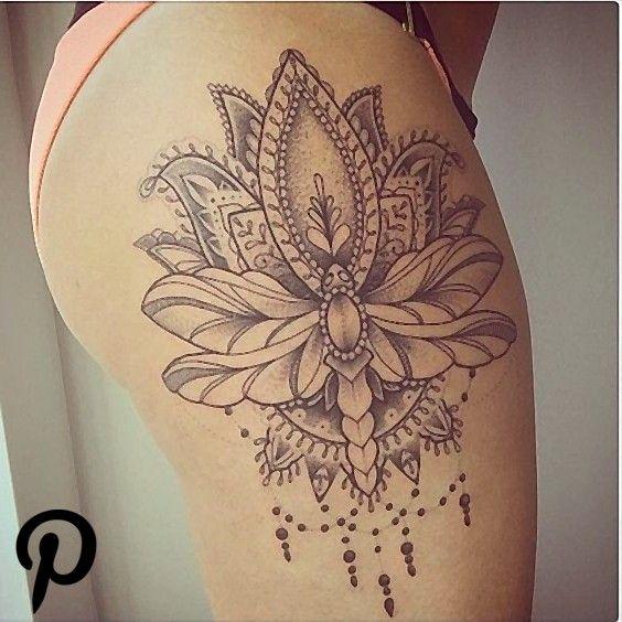15 Most Alluring Lotus Tattoo Designs To Get Inspired Tatuajes Femeninos Tatuajes Tatuajes Pierna