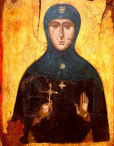 St. Matrona, Abbess of Constantinople