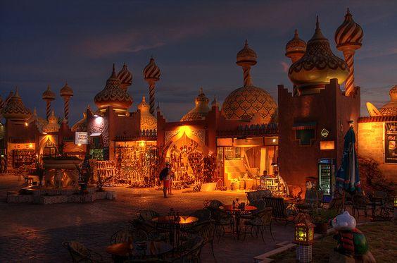 Market in Sharm-el-sheikh, Egypt