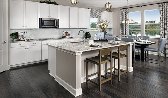 Kitchen Island Jacksonville Fl highlights of this jacksonville, fl, kitchen include rich wood