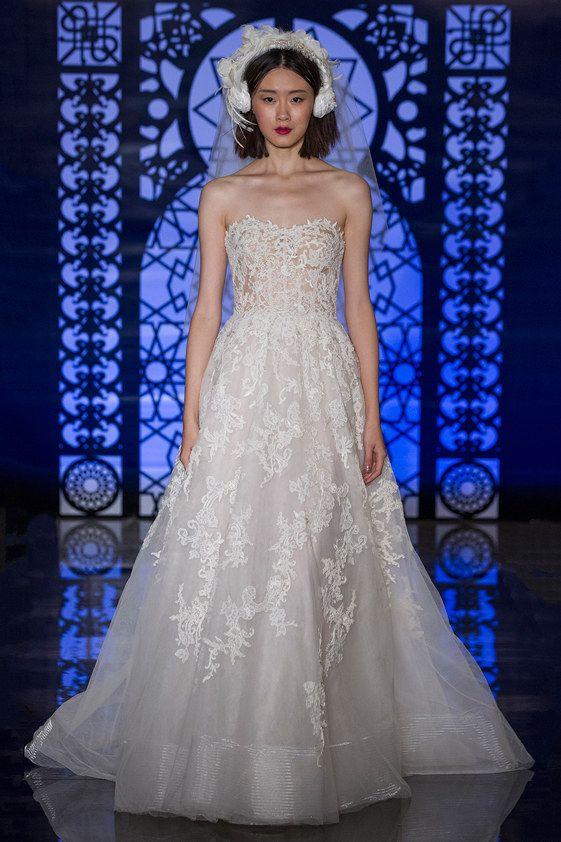 Amigas da Noiva: Reem Acra Bridal | Fall 2016