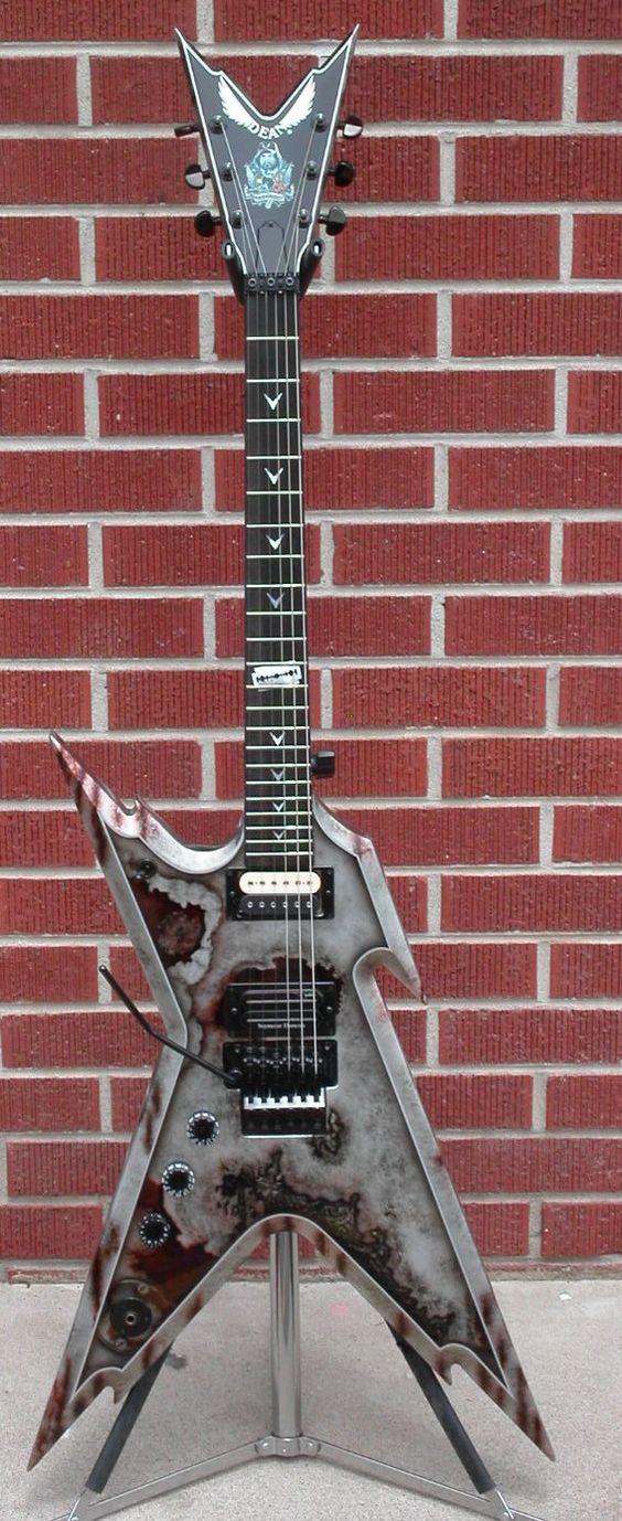 страхотно китара: