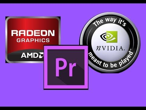 111 Como Configurar La Tarjeta Gráfica Para Adobe Premiere Pro Cc 2018 Youtube Adobe Premiere Pro Tarjetas Graficas Tarjeta