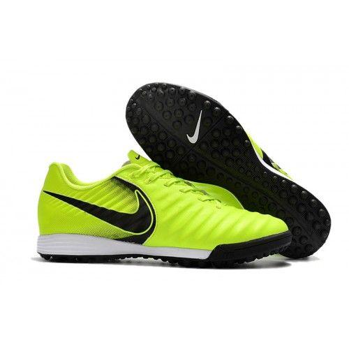 Partina City Regan Distribución  Botas De Futbol Nike Tiempo Ligera IV TF Negras Verdes Baratas   Chuteiras  nike, Botas pretas, Chuteiras