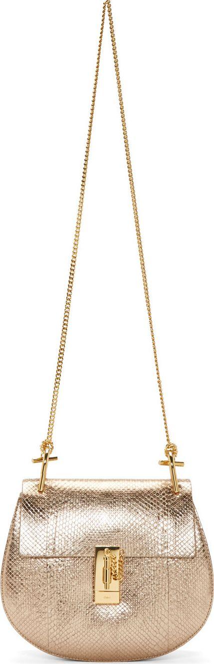 knock off chloe bag - Pink Fur Small Lock Shoulder Bag | Chloe, Leather Shoulder Bags ...