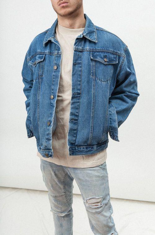 Don Vintage Denim Jacket Vintage Denim Jacket Vintage Denim Jacket Outfit Denim Jacket Men