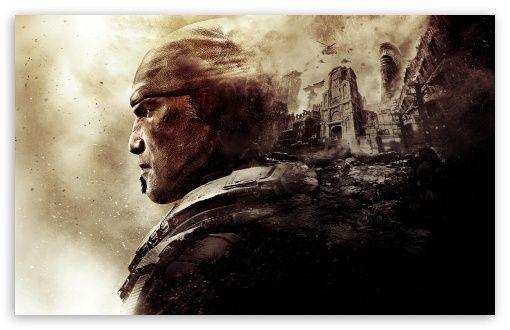 Gears of War Brotherhood HD desktop wallpaper : Widescreen : Fullscreen : Mobile…