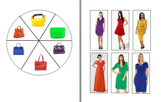 Draaischijf: Vind de juiste mama bij de juiste handtas