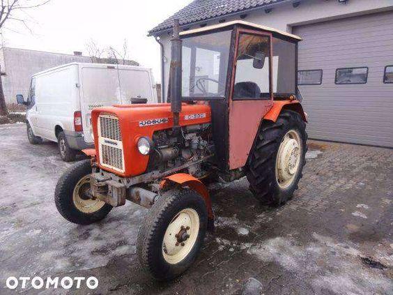 Ursus Ciagnik C 330m Pierszy Wlasciciel 1989 Tractors Ursus Franca