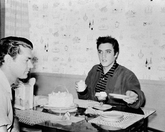 Image result for elvis presley april 9, 1957