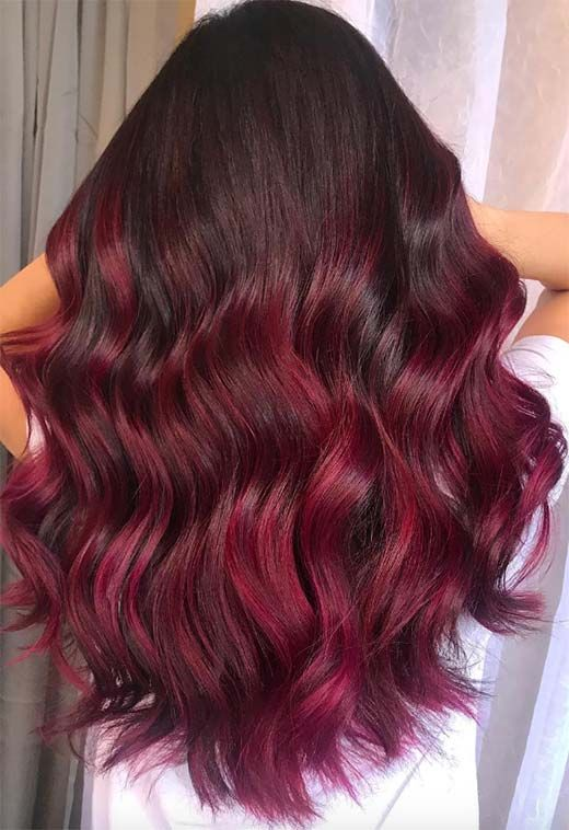 63 Hot Red Hair Color Shades To Dye For Red Hair Dye Tips Ideas Red Hair Color Shades Dyed Red Hair Hair Color Shades