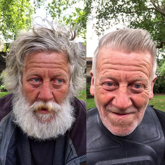 This is Paul, 54 years old. I found Paul sat down on The Strand, one of the busiest streets in Central London. I wandered how many people he must see walking by each day. As soon as I approached him he gave me a big smile and I knew I'd enjoy getting to know this man. Paul was born in Yorkshire, he's been homeless for the last five years. After working as a mechanic for the majority of his career in the north of England, he moved up to Scotland to enjoy the next chapter of his life. Unfortu...: