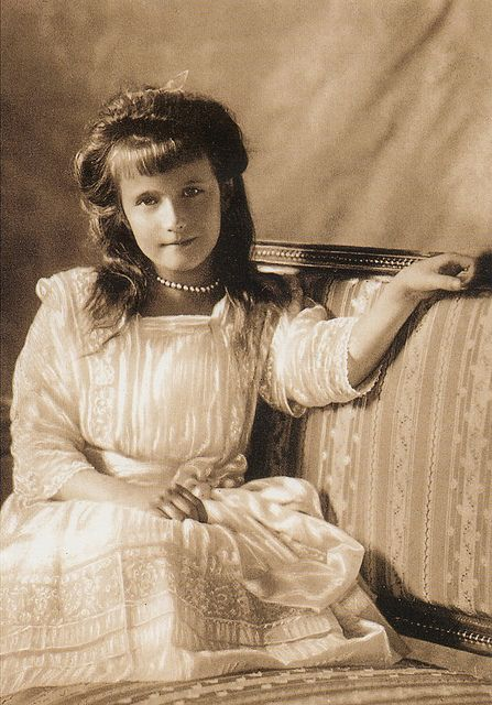Grand Duchess Anastasia Romanov - was she really murdered along with her family?  Or did she later resurface as Anna Anderson, who claimed to survive the execution?