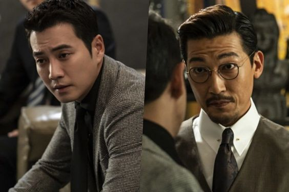 "Joo Sang Wook And Gong Jung Hwan Are Bitter Rivals As Half-Brothers In ""Fates And Furies"""