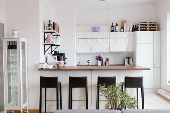 Neue Wohnung: Die Küche (via Bloglovin.com )