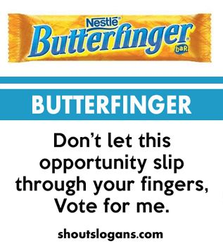 35 School Campaign Candy Slogans and Ideas | My Campaign ...