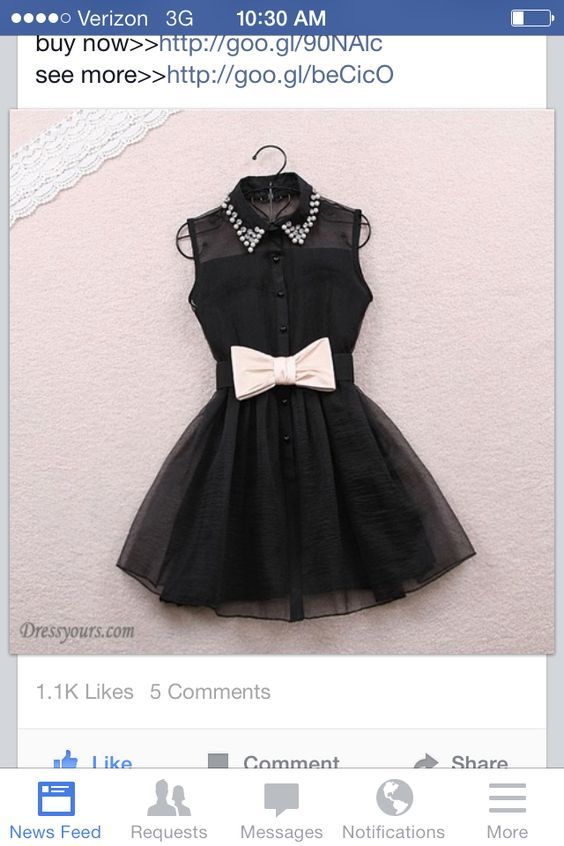 Such a cute party dress