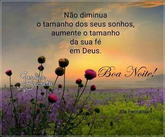 Doce Noitinha A Todos Com Muita Paz E Amor De Deus
