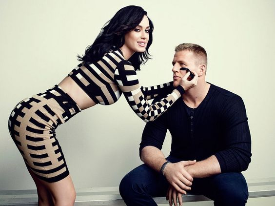 Fotos da Katy Perry para revista ESPN são divulgadas na Internet