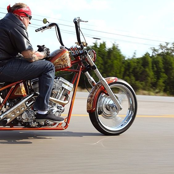 motorbikes - West Coast Choppers - Photos