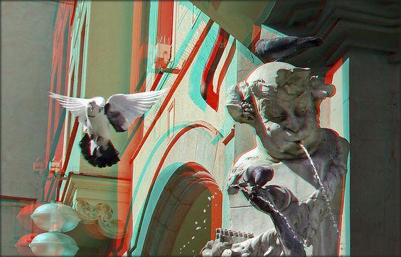Anflug (3D) von Ingrid Benabbas