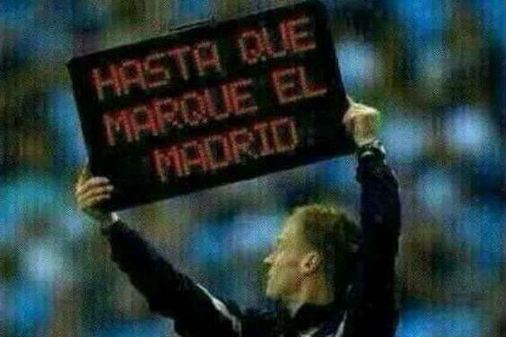Los 'memes' de la final de la Champions | Hasta que marque el Madrid.