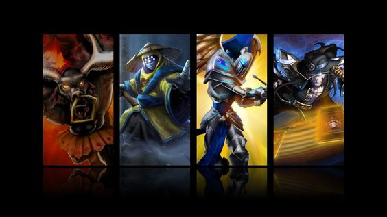 The Rarest Skins in League of Legends