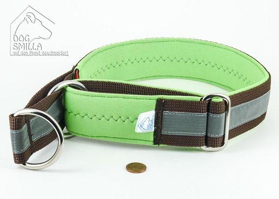 """ZugStopp- Halsband """"Safety first""""; #Hundehalsband   Direktlink zum Shop: http://www.dog-smilla.de/produkt/zugstopp-halsband-safety-first/"""