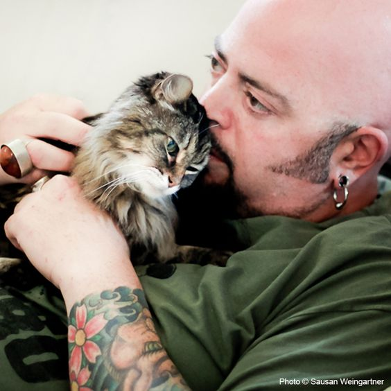 Save Animal Lives with the Jackson Galaxy Foundation at The Animal Rescue Site