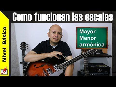 Cómo Funciona Una Escala Musical Mayor Menor Y Los Cientos Más Que Existen Youtube Escala Musical Musical Listas De Música