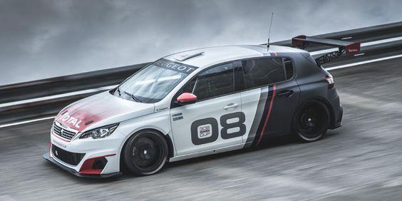 #Peugeot308RacingCup #sportscar #race #racing #PeugeotSport