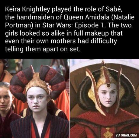 Keira Knightley VS. Natalie Portman