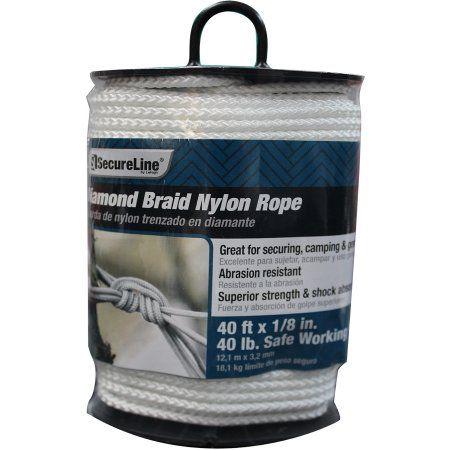 Office Supplies Braids White Rope Diamond