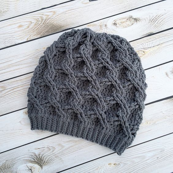 Ravelry: Chain Link Slouch pattern by Crochet by Jennifer: