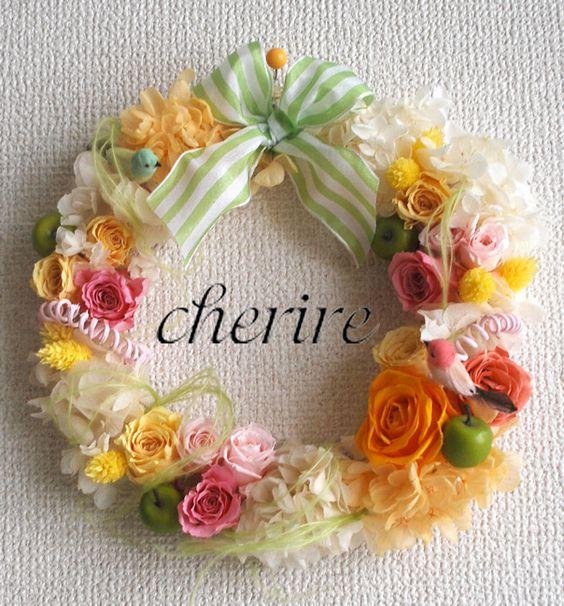 wreath garden